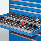 Thick turret tool storage  by Professional Tool Storage