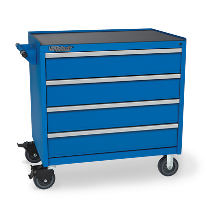 Press Brake Tool Storage 4 DRW Cabinet (American Tools) | Versatility by Professional Tool Storage